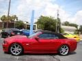 2011 Red Candy Metallic Ford Mustang Saleen S302 Mustang Week Special Edition Convertible  photo #5