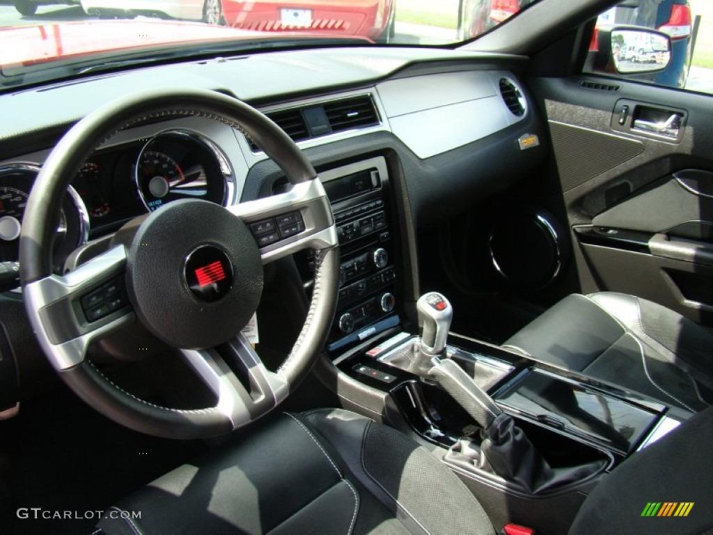 2011 Mustang Saleen S302 Mustang Week Special Edition Convertible   Red  Candy Metallic / Saleen Mustang
