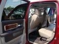 2011 Deep Cherry Red Crystal Pearl Dodge Ram 1500 Laramie Crew Cab 4x4  photo #11