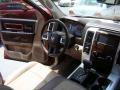 2011 Deep Cherry Red Crystal Pearl Dodge Ram 1500 Laramie Crew Cab 4x4  photo #16