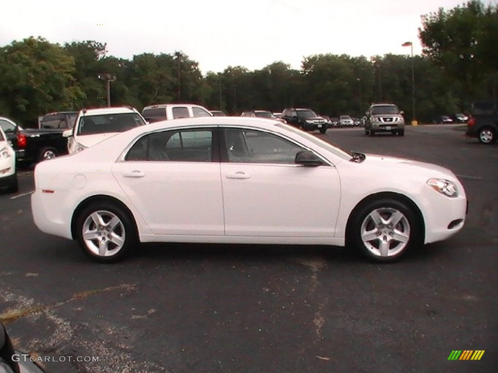 chevy malibu white - photo #27