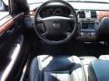 2007 Cadillac DTS Ebony Interior Dashboard Photo