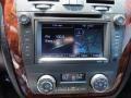 2007 Cadillac DTS Ebony Interior Navigation Photo