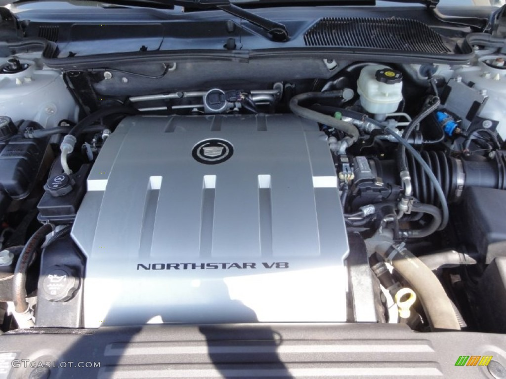 2007 cadillac dts sedan 4 6 liter dohc 32 valve northstar. Black Bedroom Furniture Sets. Home Design Ideas