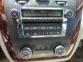 2007 Cadillac DTS Shale Interior Audio System Photo