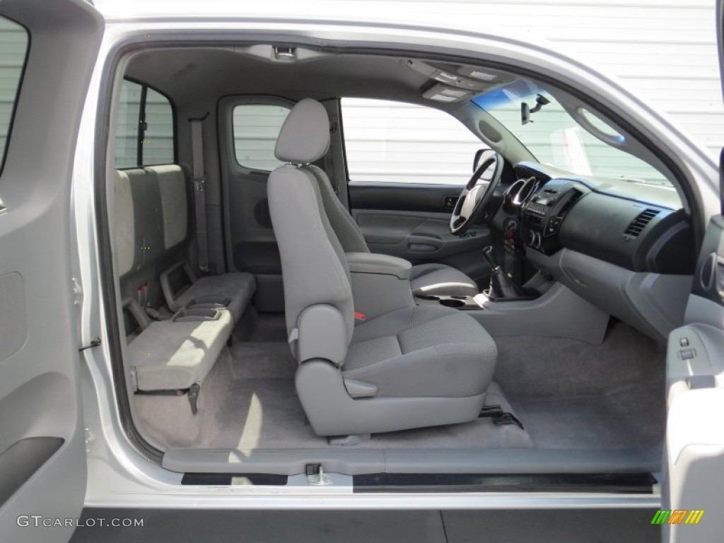 2006 toyota tacoma access cab 4x4 interior photos gtcarlot com
