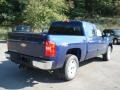 2012 Blue Topaz Metallic Chevrolet Silverado 1500 LT Crew Cab 4x4  photo #8