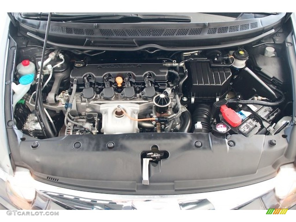 2010 Honda Civic Lx S Sedan 1 8 Liter Sohc 16 Valve I Vtec 4 Cylinder Engine Photo 69521527