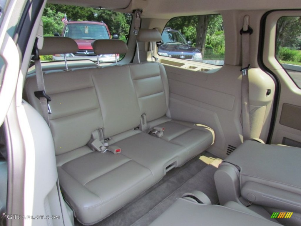 2005 Ford Freestar Limited Interior Photos