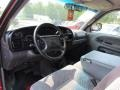 1999 Dodge Ram 1500 Mist Gray Interior Interior Photo