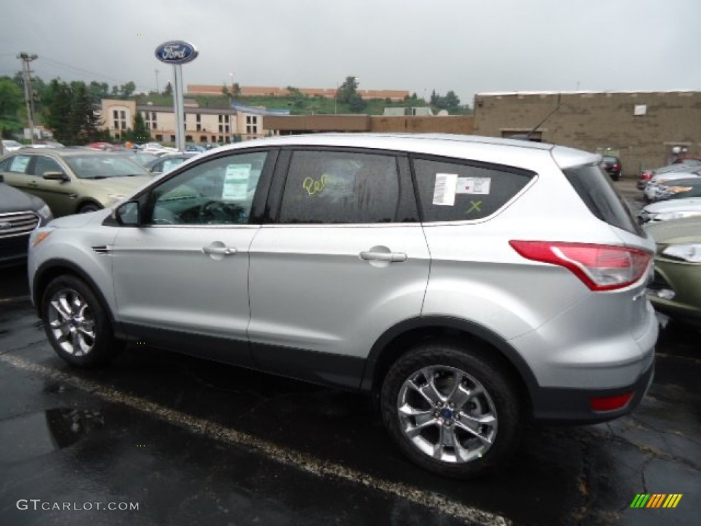 Ingot silver metallic 2013 ford escape sel 1 6l ecoboost 4wd exterior photo 69529899