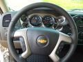 Ebony Steering Wheel Photo for 2013 Chevrolet Silverado 1500 #69529915