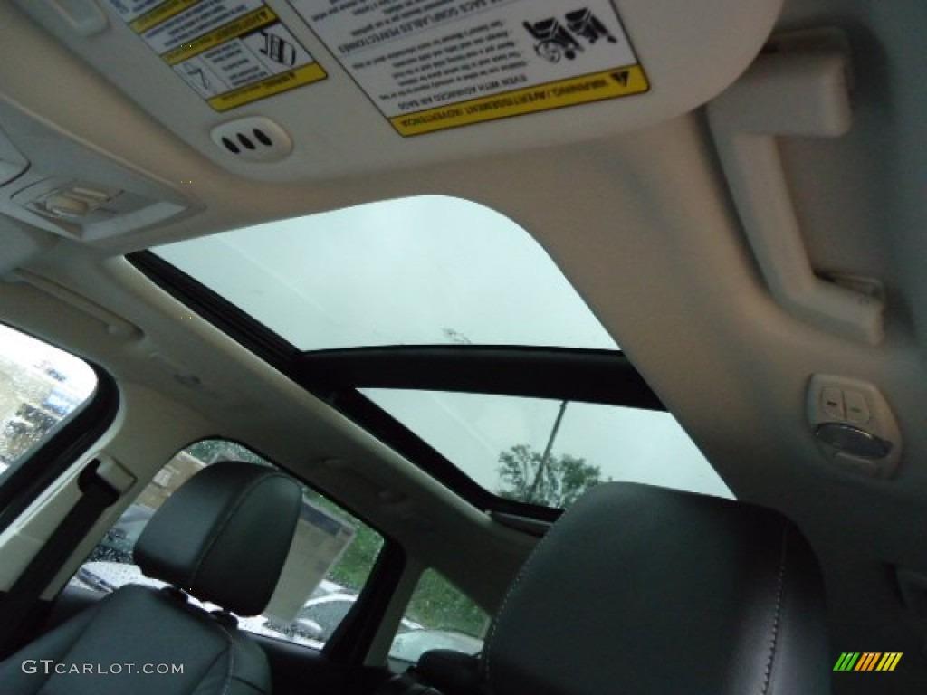 2013 Ford Escape Sunroof