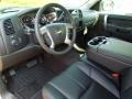 Ebony Prime Interior Photo for 2013 Chevrolet Silverado 1500 #69530034