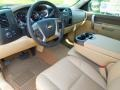 2013 Mocha Steel Metallic Chevrolet Silverado 1500 LT Extended Cab 4x4  photo #25
