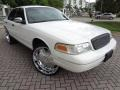 WT - Vibrant White Ford Crown Victoria (1999-2008)