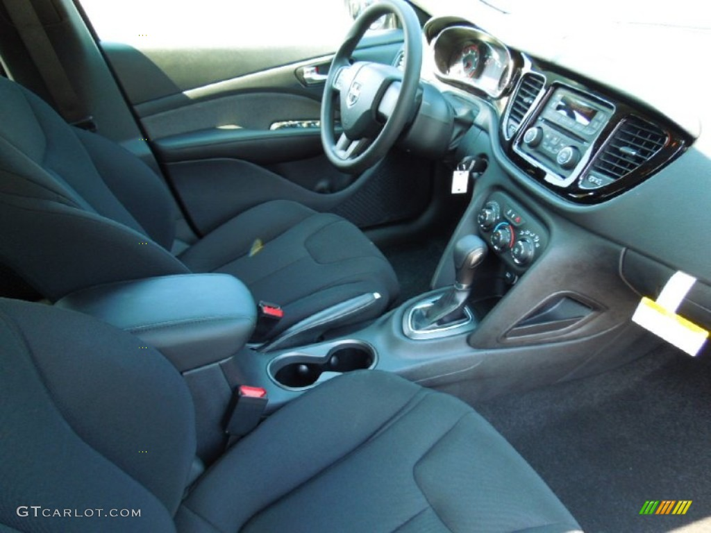 2013 Dodge Dart Se Interior Photo 69534459