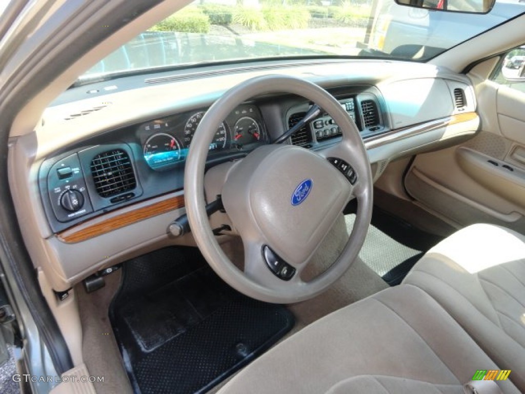 2002 Ford Crown Victoria Standard Crown Victoria Model Interior Photo 69538332