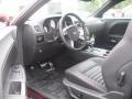 Dark Slate Gray 2010 Dodge Challenger Interiors