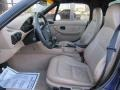 1996 BMW Z3 Tan Interior Interior Photo
