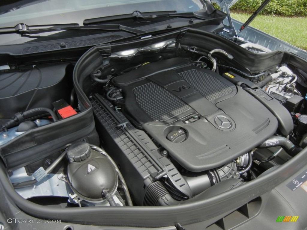 2013 mercedes benz glk 350 3 5 liter dohc 24 valve vvt v6 for Mercedes benz 3 5 v6 engine