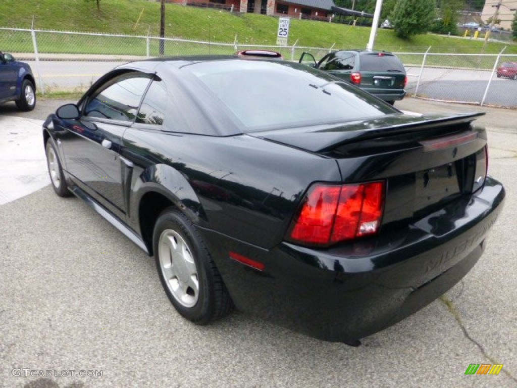black 2000 ford mustang v6 coupe exterior photo 69558375. Black Bedroom Furniture Sets. Home Design Ideas