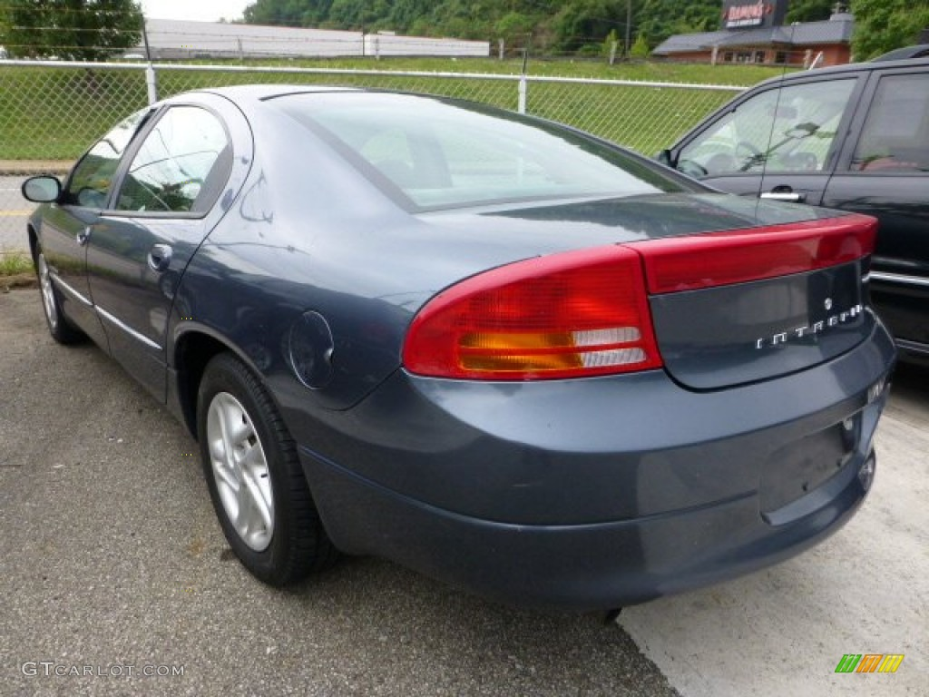 steel blue pearl 2000 dodge intrepid standard intrepid. Black Bedroom Furniture Sets. Home Design Ideas