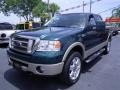 Forest Green Metallic - F150 King Ranch SuperCrew 4x4 Photo No. 11