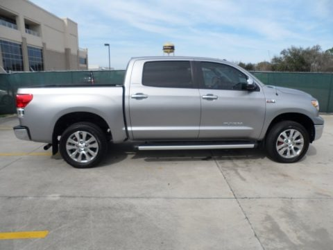 2010 Toyota Tundra Platinum CrewMax Data, Info and Specs