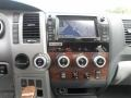 Graphite Gray Controls Photo for 2010 Toyota Tundra #69577071