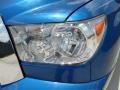 2008 Blue Streak Metallic Toyota Tundra Double Cab  photo #10
