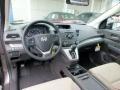 2012 Urban Titanium Metallic Honda CR-V EX 4WD  photo #12