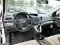 2012 White Diamond Pearl Honda CR-V EX 4WD  photo #12
