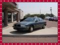 Medium Sea Green Metallic 1997 Oldsmobile Achieva SL Sedan