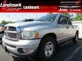 Bright Silver Metallic 2002 Dodge Ram 1500 Gallery
