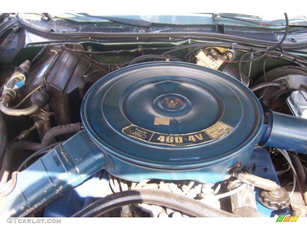 1990 ford 460 engine diagram 1974 ford ranchero gt 460 cu. in. ohv 16-valve v8 engine ... 1974 ford f100 460 engine diagram #10