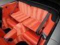 Boxster Red Rear Seat Photo for 1999 Porsche 911 #69598189