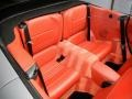 Boxster Red Rear Seat Photo for 1999 Porsche 911 #69598225