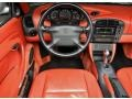 Boxster Red Dashboard Photo for 1999 Porsche 911 #69598257