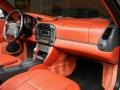 Boxster Red Dashboard Photo for 1999 Porsche 911 #69598285