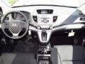 2012 Urban Titanium Metallic Honda CR-V EX  photo #4
