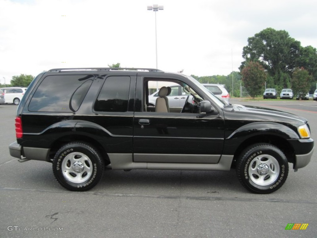 black 2003 ford explorer sport xls exterior photo 69628772 gtcarlot. Cars Review. Best American Auto & Cars Review