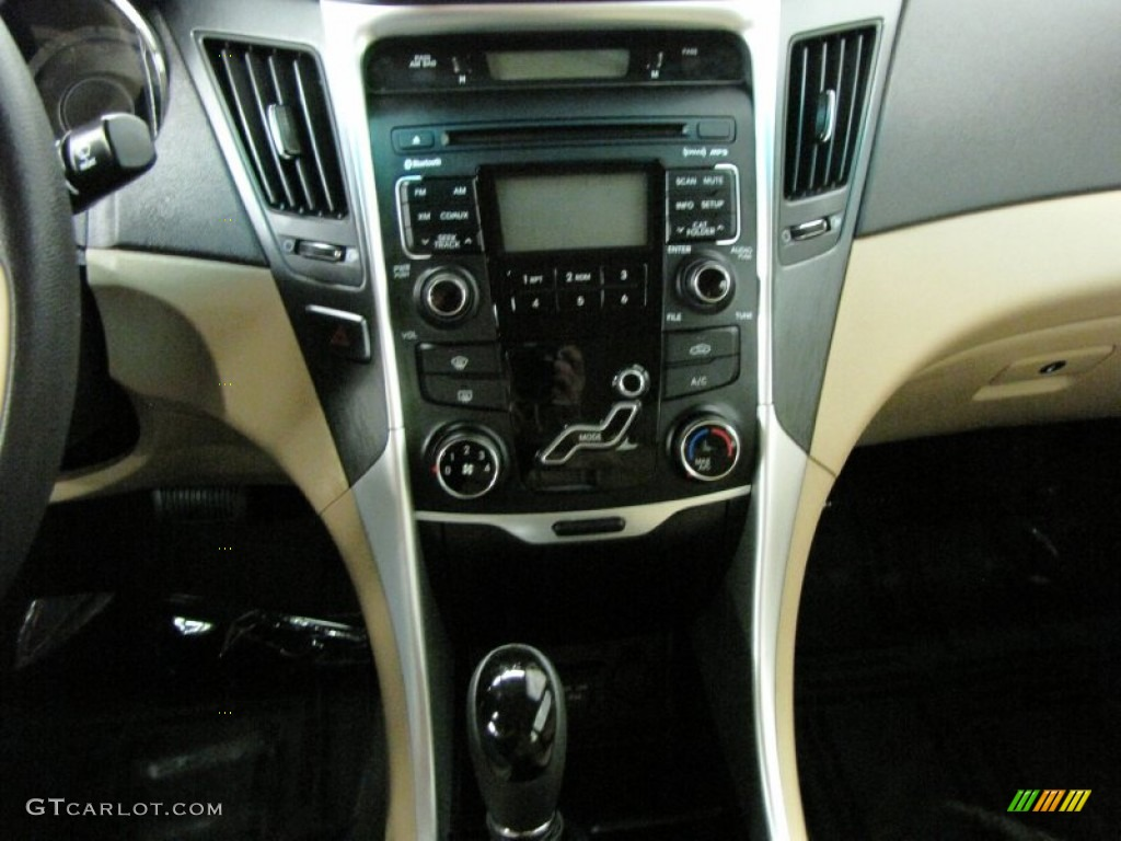 2011 Hyundai Sonata Gls Controls Photo 69631142