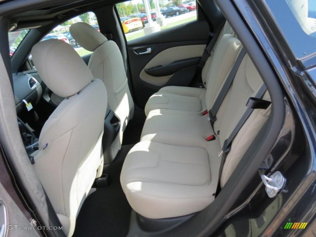 Black Light Frost Interior 2013 Dodge Dart Limited Photo 69631597