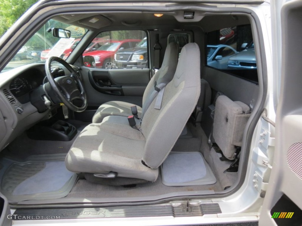 2001 ford ranger xlt supercab interior photo 69644266 gtcarlot com