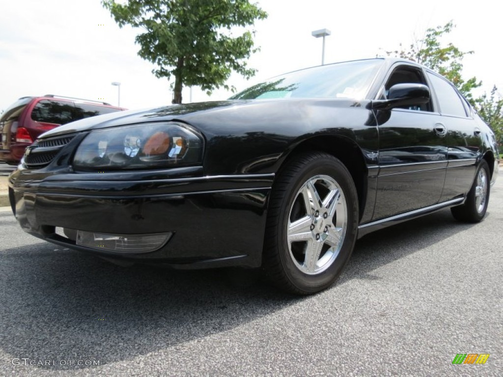 black 2004 chevrolet impala ss supercharged indianapolis motor speedway limited edition exterior. Black Bedroom Furniture Sets. Home Design Ideas