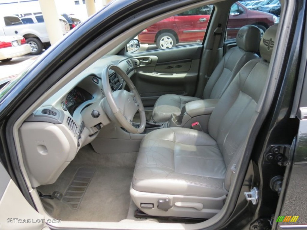 neutral beige interior 2004 chevrolet impala ss supercharged indianapolis motor speedway limited. Black Bedroom Furniture Sets. Home Design Ideas