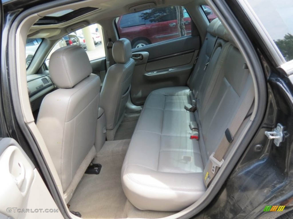 All Types 2004 impala ss indy edition : Neutral Beige Interior 2004 Chevrolet Impala SS Supercharged ...