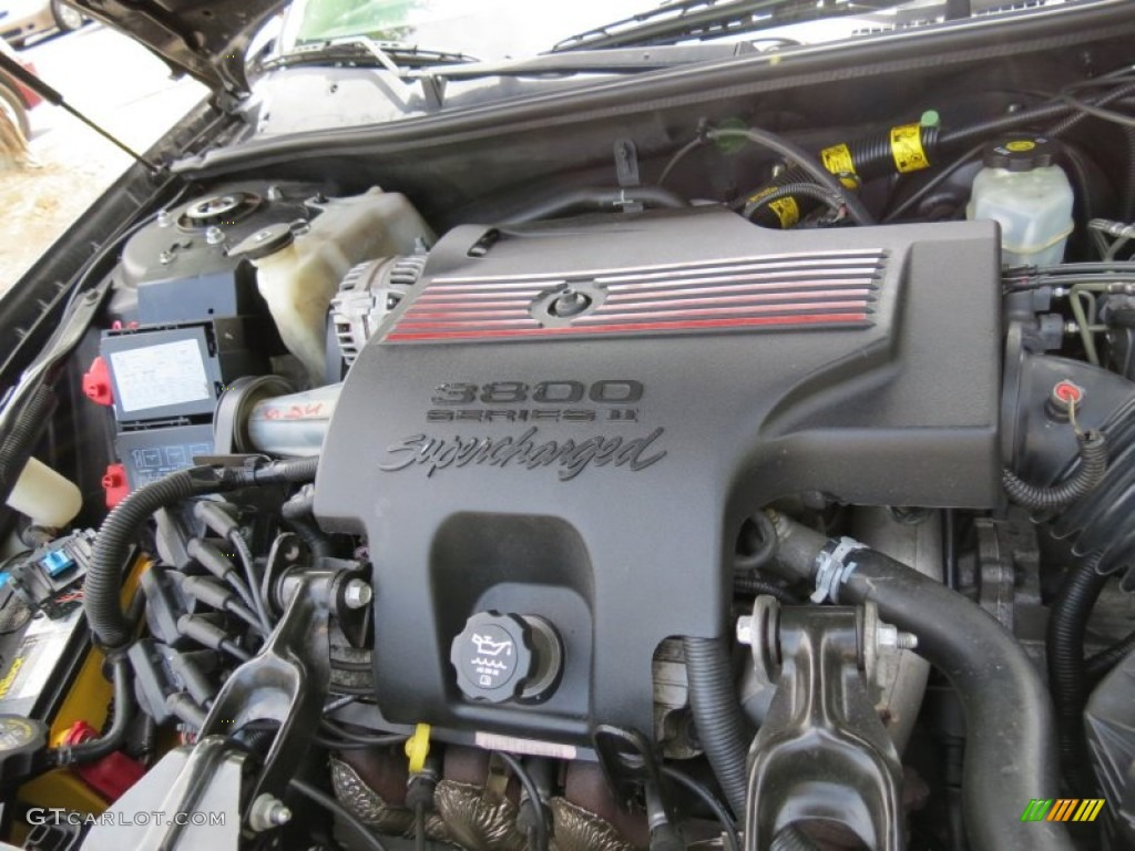 2004 Chevrolet Impala SS Supercharged Indianapolis Motor ...