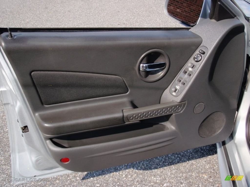2004 pontiac grand prix gt sedan dark pewter door panel for 2000 grand am window regulator